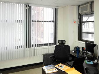 6th Ave & 38th Street, 852 SF Office, Bright, Affordable
