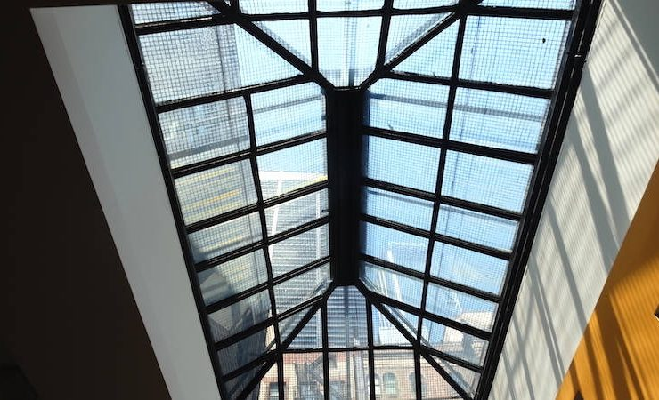 4,050 SF Penthouse with Skylights, Broadway & Liberty Street