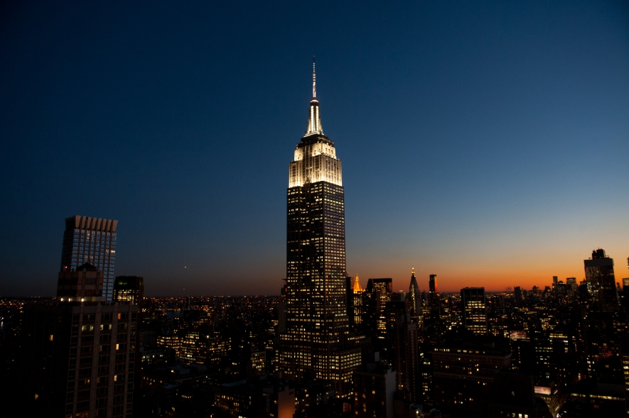 Empire State Building (courtesy of ESBNYC)