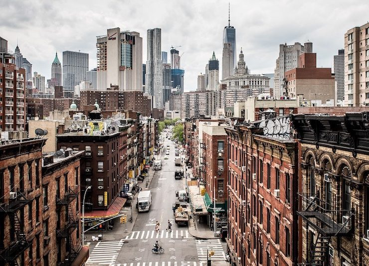 5 Office Spaces Available for Sublease in Manhattan