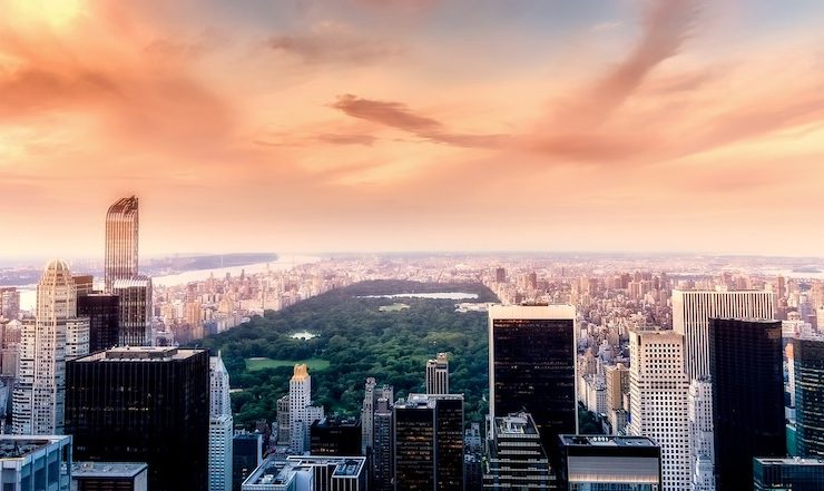 Here Are 5 Office Spaces With Awesome Views of Midtown Manhattan