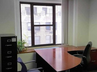 Plaza District Office Sublet/Park Avenue, Bright Small Space