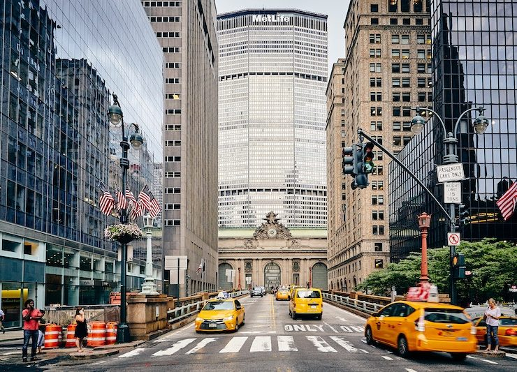 Grand Central Station – Manhattan's Overlooked Business District?