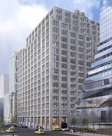 410 Tenth Avenue, Hudson Yards office space